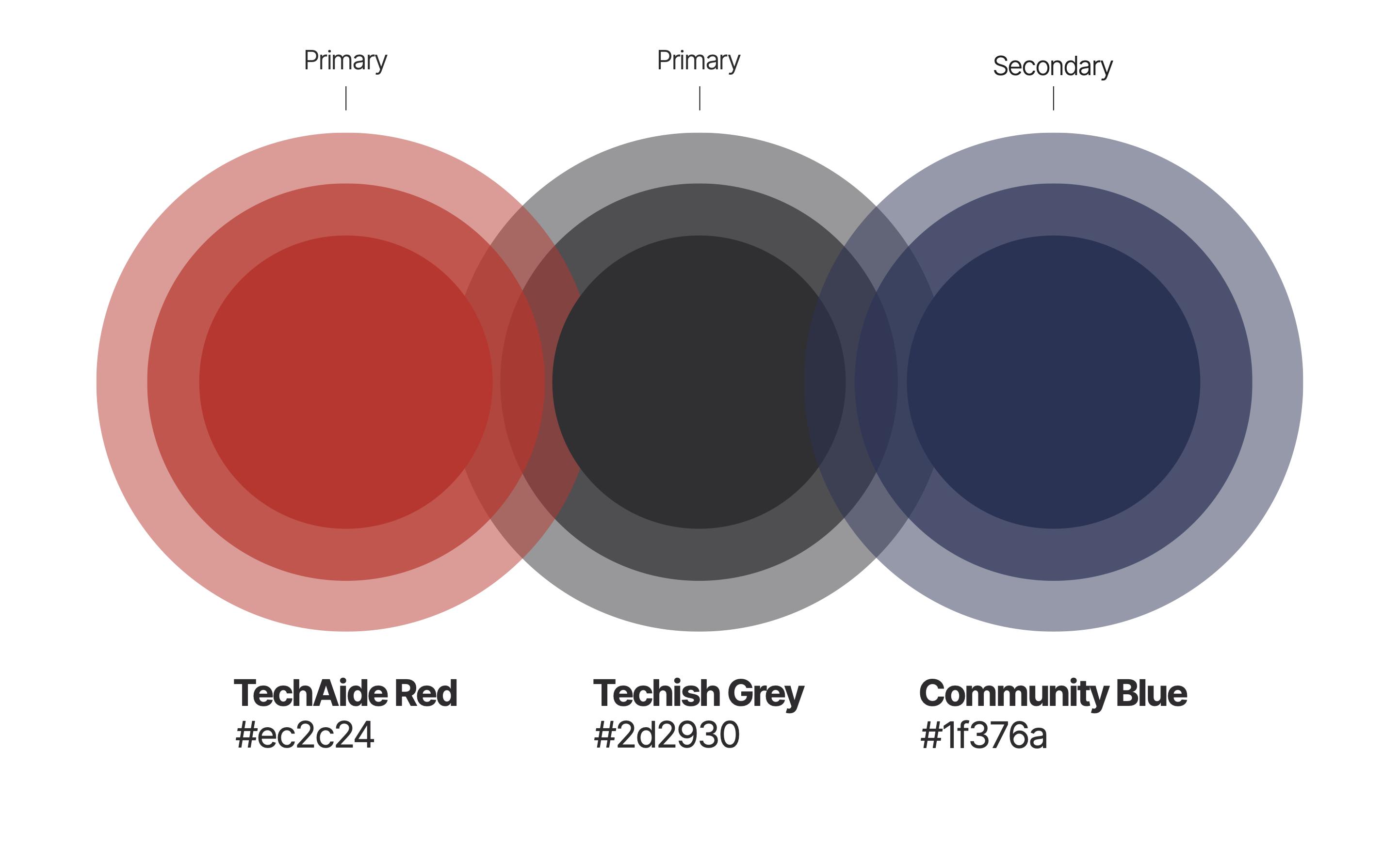 Techaide Colors
